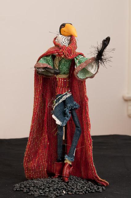 Kettles Puppet Doll