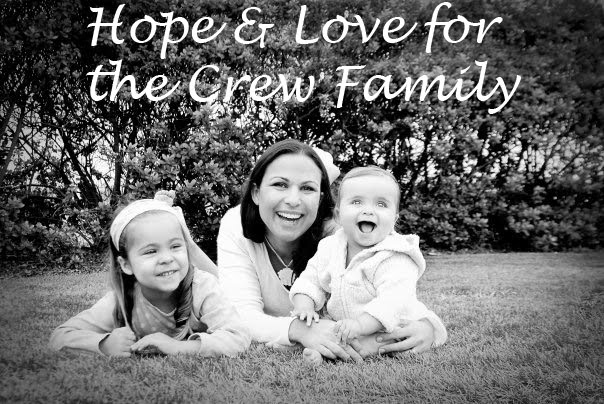 Hope and Love for the Crew Family