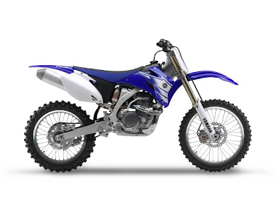 Yamaha Dirt Bikes: Not For The