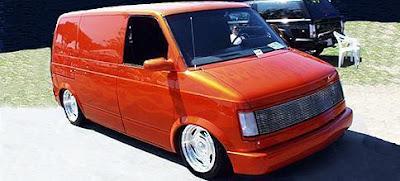 Chevy Astro | Chevrolet Astro Van | Astro Review Van