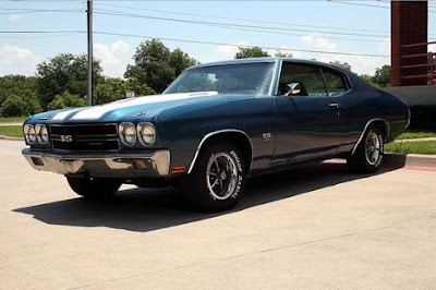 Finding a 1967 Chevelle SS for