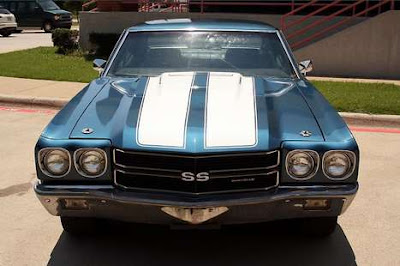 With The '67 Chevelle