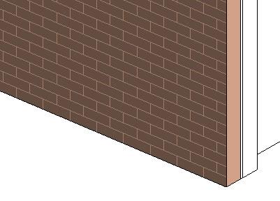 Burrito 39 s revit pared doble de ladrillos vistos venado revit - Clases de ladrillos ...