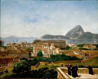 SÉCULO XIX NO BRASIL (1): A INFLUÊNCIA ESTRANGEIRA