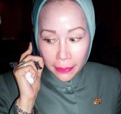 Memek Indonesia on Memek Da Tempek Airin Rachmi Diany