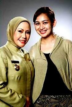 Duo Penjahat Banten Airin Rachmi Diany Ayah Wawan
