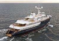 Charter motor yacht TITAN in the Western Mediterranean