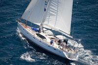 Charter BLUE DESTINY for the holidays - Paradise Connections Yacht Charters