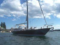 Charter yacht ASHLANA Caribbean, Bahamas, New England - Contact ParadiseConnections.com