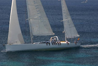 Charter FORTUNA - Racing, TransAtlantic passages, Crewed charters - Contact ParadiseConnections.com