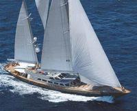 Charter Yacht Andomeda La Dea in the Mediterranean - Contact ParadiseConnectins.com