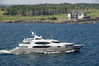Charter a yacht in Nova Scotia this summer - Contact ParadiseConnections.com