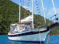 Charter Yacht Crystal Clear in the Virgin Islands - contact ParadiseConnections.com