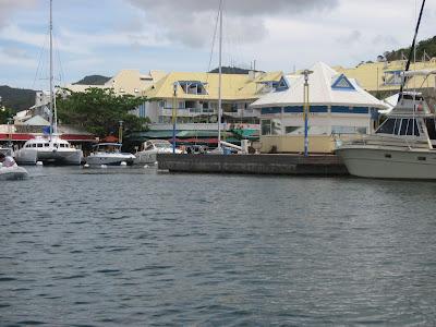 Marina Port La Royale, St Martin