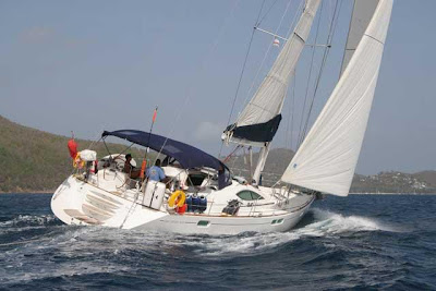 Charter Yacht Magpie II in the Grenadines this summer with ParadiseConnections.com Yacht Charters