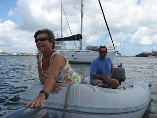 Charter yacht Blithe Spirit in the Caribbean with ParadiseConnections.com - ©2009 Paradise Connections