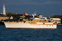 Charter this classic Trumpy yacht WISHING STAR with ParadiseConnections.com