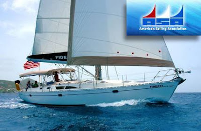 Charter Yacht FIDELITY with ParadiseConnections.com
