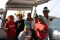 MATAU fun - Hat party