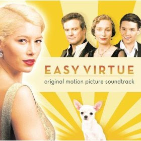 Easy Virtue - CD (soundtrack)