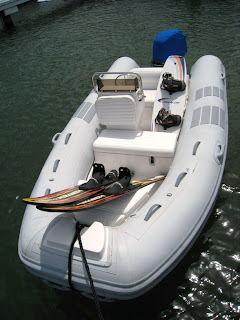 Charter Yacht Sayang - New Dinghy