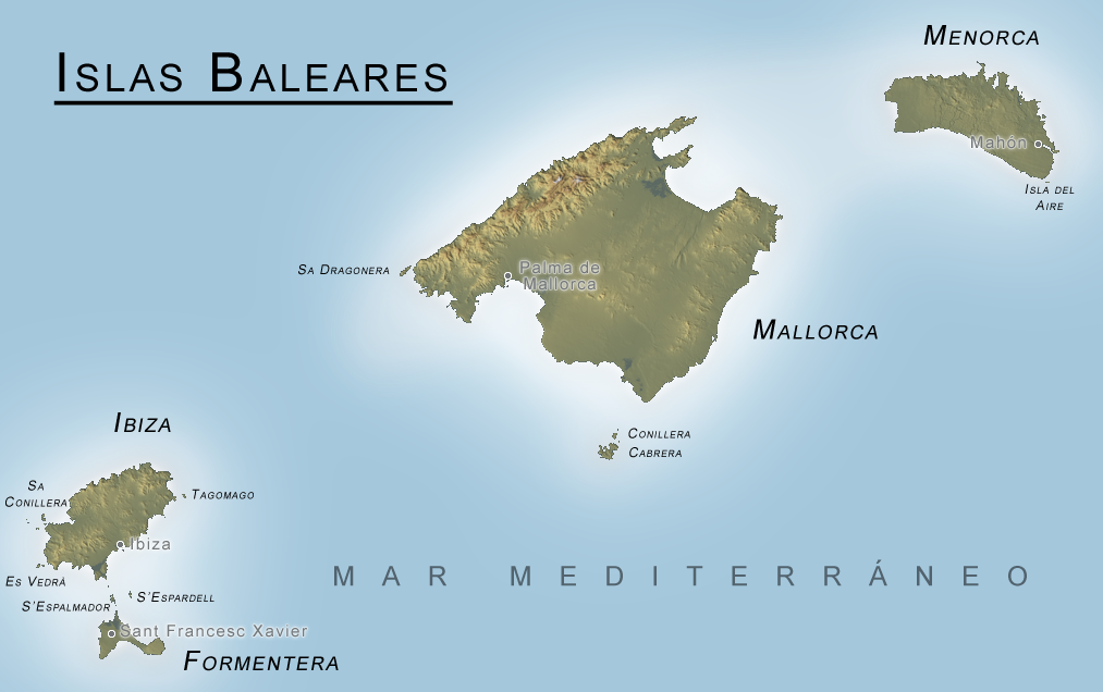 Travel tours balearic islands spain - Mallorca islas baleares ...