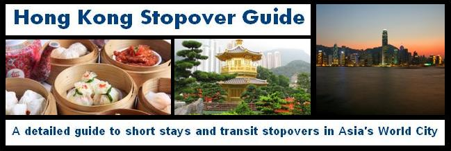 Hong Kong stopover guide