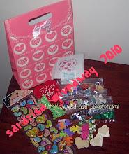 Sarisa Giveaway 2010