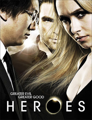 Heroes Season 4 - Redemption by www.postpublished.com