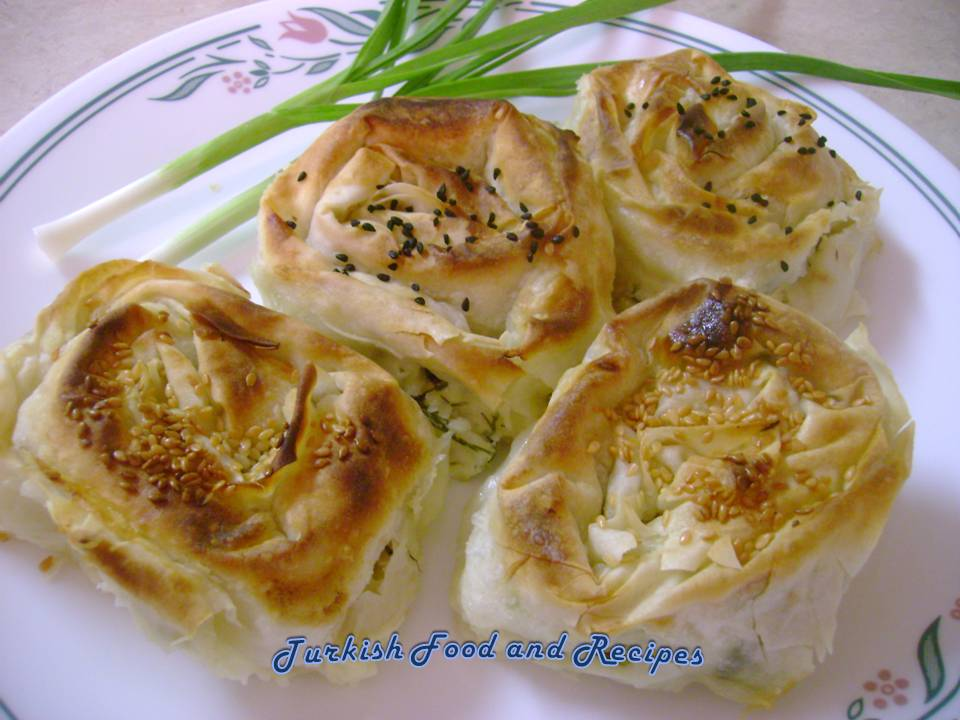 Potato And Cheese Sigara Burek Recipes — Dishmaps