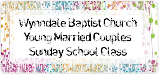 Wynndale Baptist Church Young Married Couples Class
