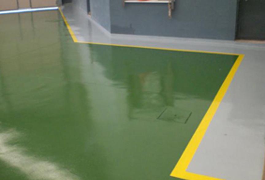 Suelos para garajes good protector de suelo para gimnasio - Suelos de garajes ...