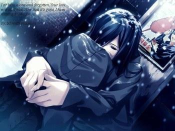 cual es el mayor dolor k has sentido? Anime