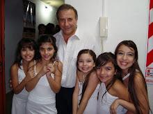El ballet y Mario Kirlis