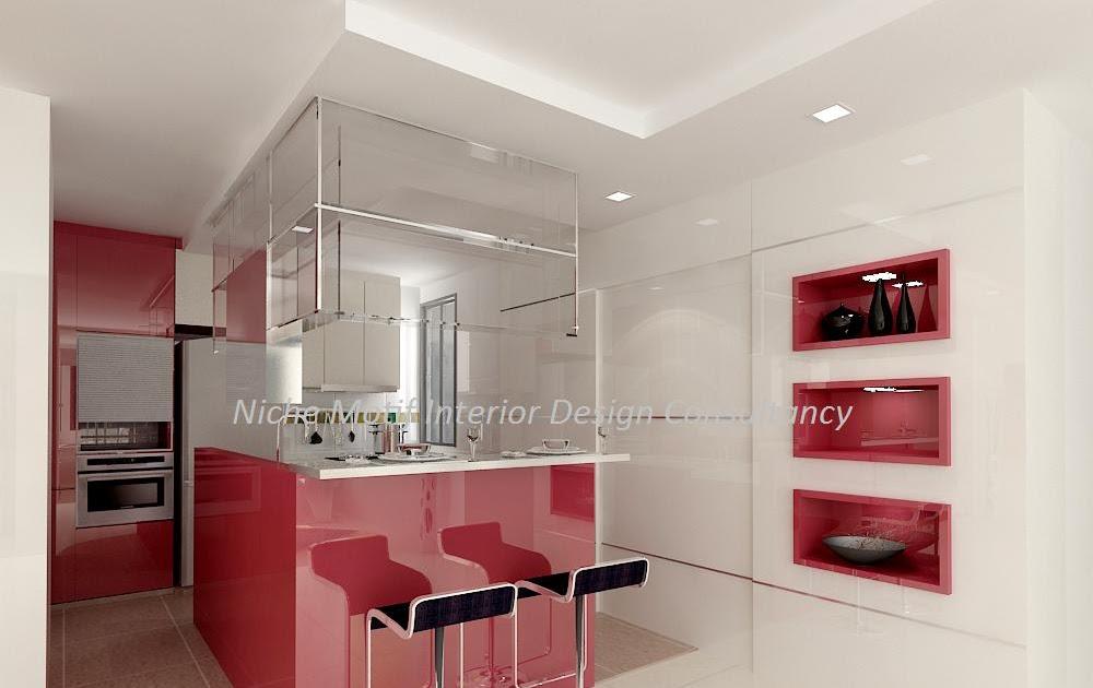 Niche motif interior design consultancy kitchen design for Abs trimming kitchen cabinets