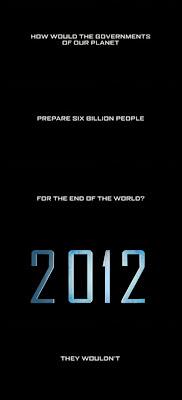 La fin du monde est pour 2012