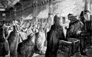 EndrTimes: The Council Of Laodicea In Phrygia Pacatiana 364 A.D.