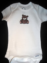 Onesie with Bear (SMP-BK004)