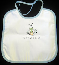 Cute as a Bug Bib (SMP-BK007)