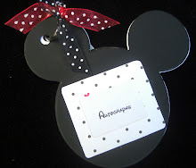 Mickey Autograph Book (SMP-M018)