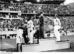 Jesse Owens 1936 in Berlin