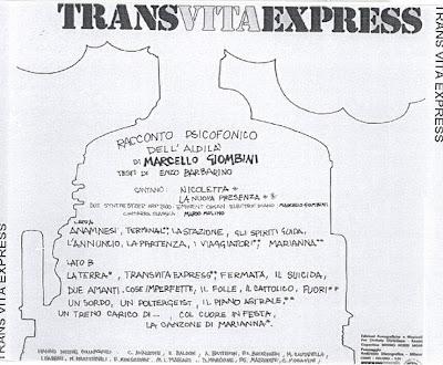 Giombini Barbarino Trans Vita Express