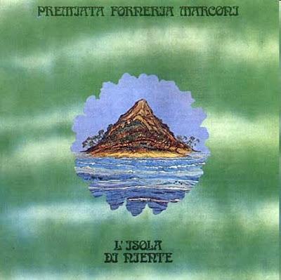 premiata forneria marconi l'isola di niente 1974