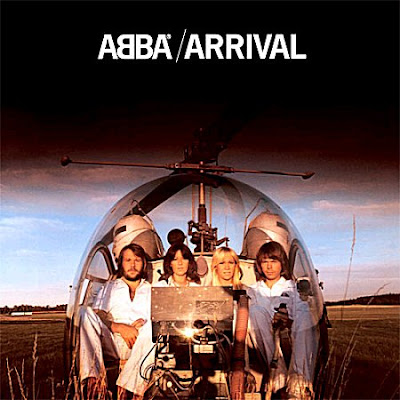 abba arrival 1976