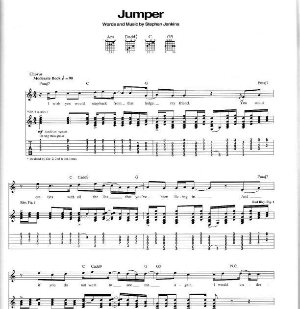 Bollywood Sheet Music September 2011: Alternative Sheet Music: Jumper
