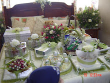 Hantaran English Sweet Green