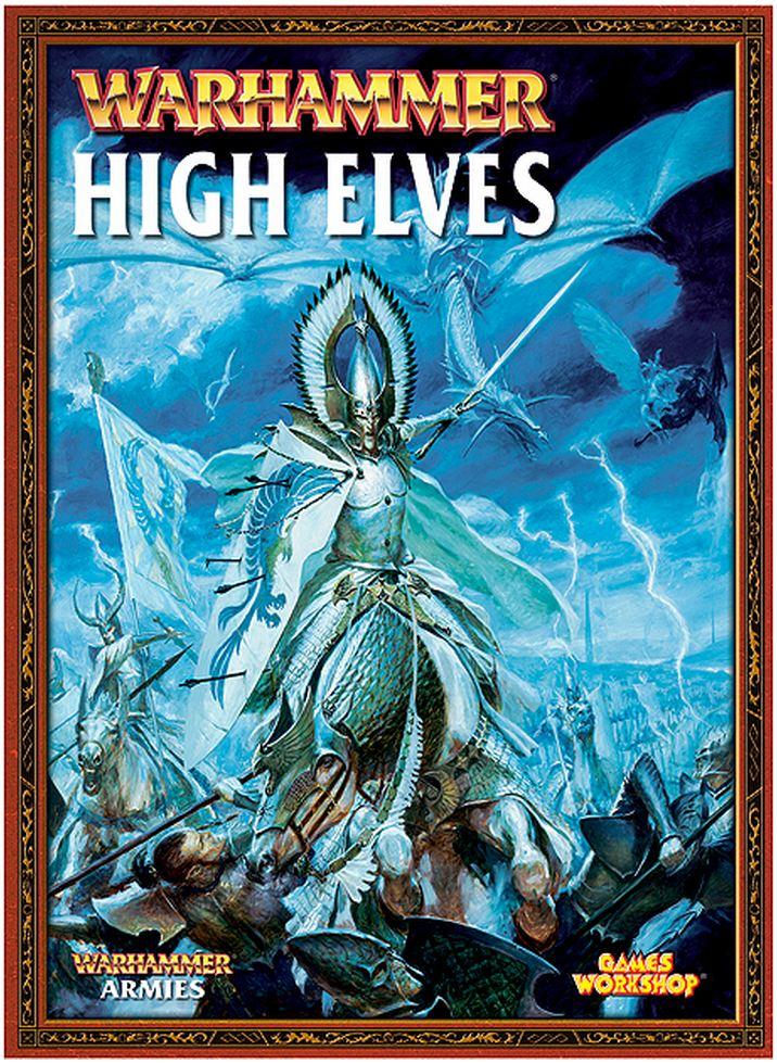 dark elf army book 8th edition