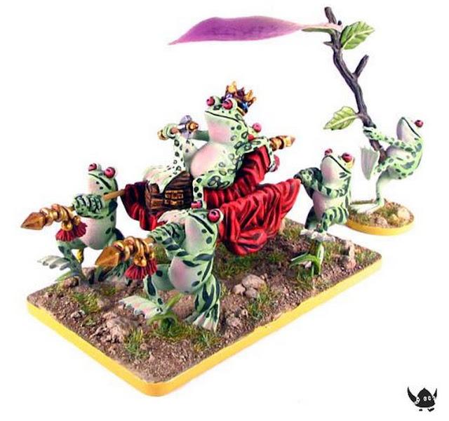 amazing fantasy minis