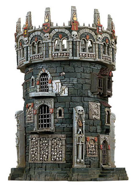 Witchfate Tor GW Fantasy Battle tower
