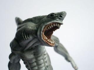 WFB Sea Creature - Wereshark